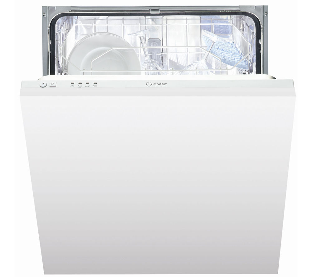 INDESIT DIF04B1 Full-size Integrated Dishwasher