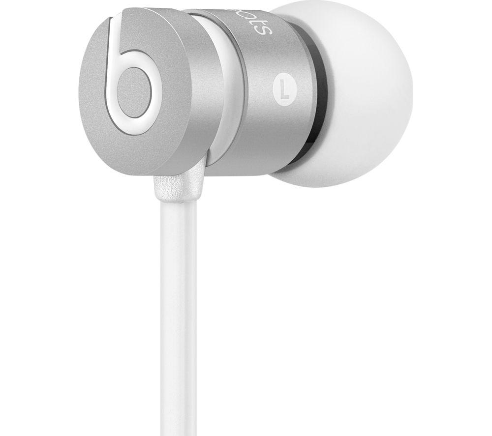 UrBeats Headphones - Silver