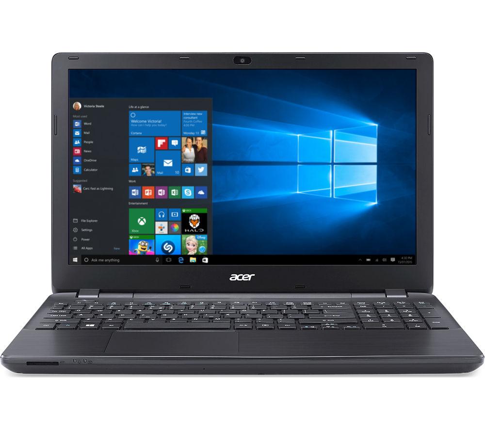 acer aspire e5 571 15 6 laptop black. Black Bedroom Furniture Sets. Home Design Ideas