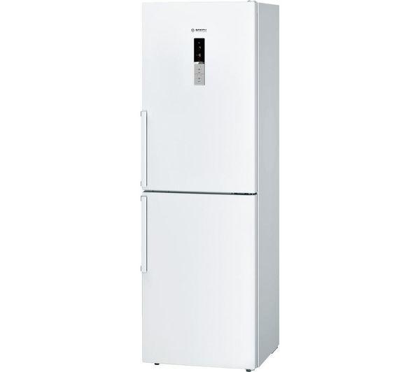 BOSCH KGN34XW32G Fridge Freezer - White