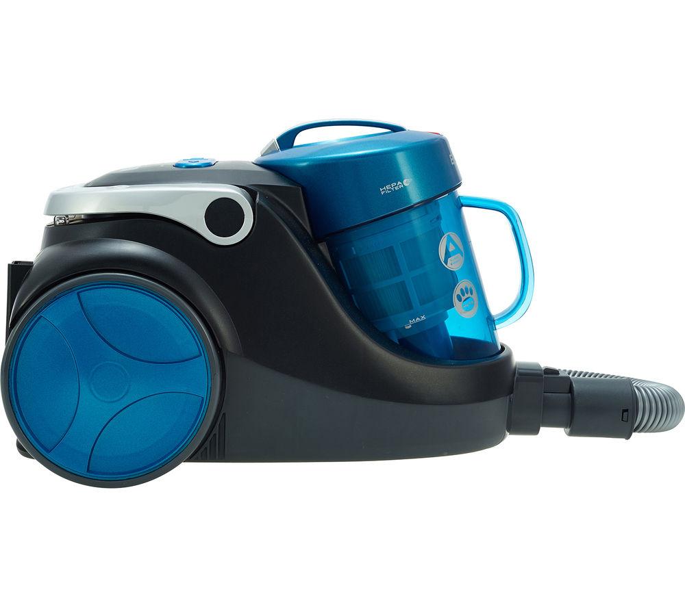 HOOVER Blaze SP71BL06 Cylinder Bagless Vacuum Cleaner - Blue & Black