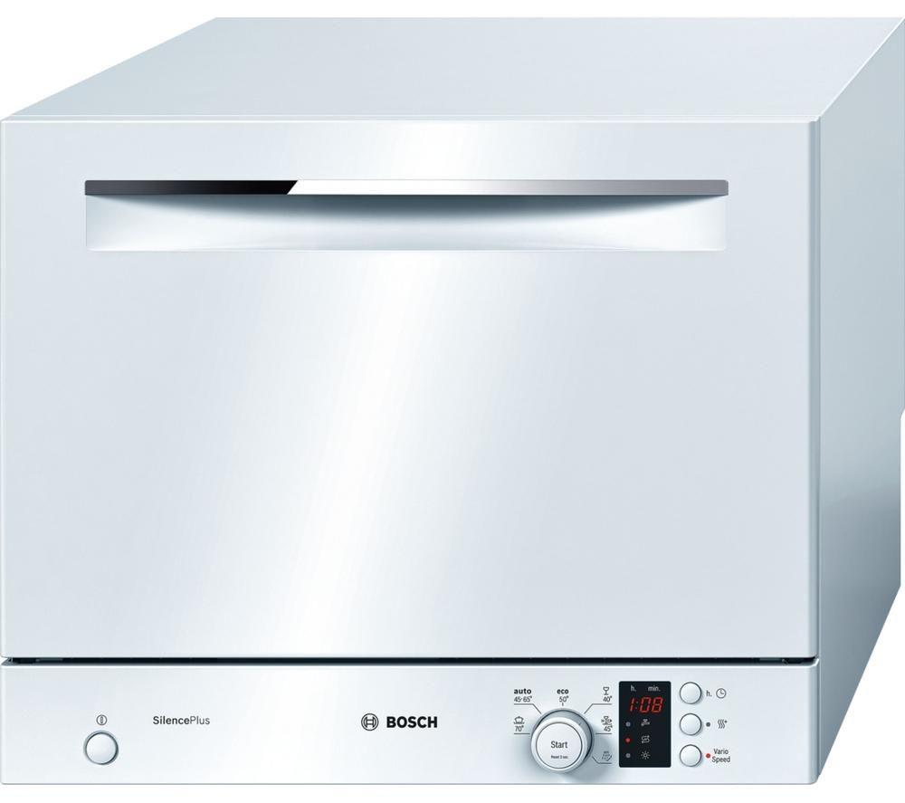 BOSCH  SKS62E22EU Compact Dishwasher  White White