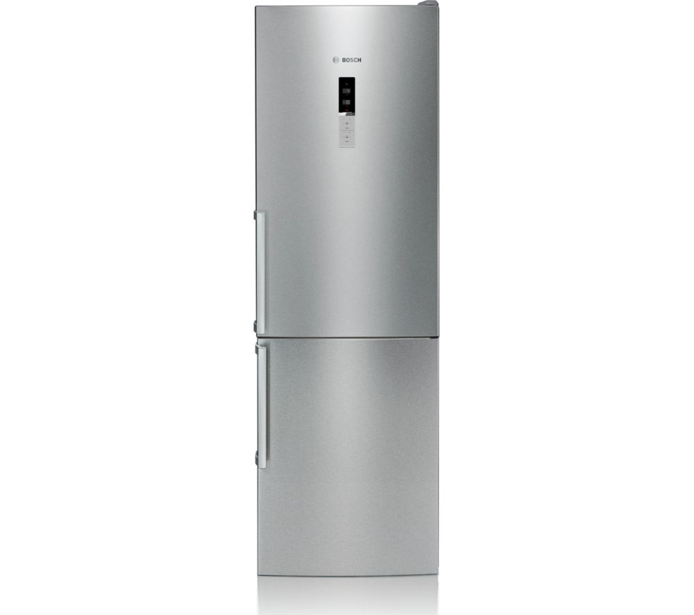 BOSCH  Serie 6 KGN36HI32 Smart Fridge Freezer  Silver Silver