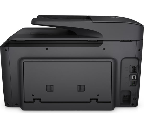 Image of HP OfficeJet Pro 8715 All-in-One Wireless Inkjet Printer with Fax