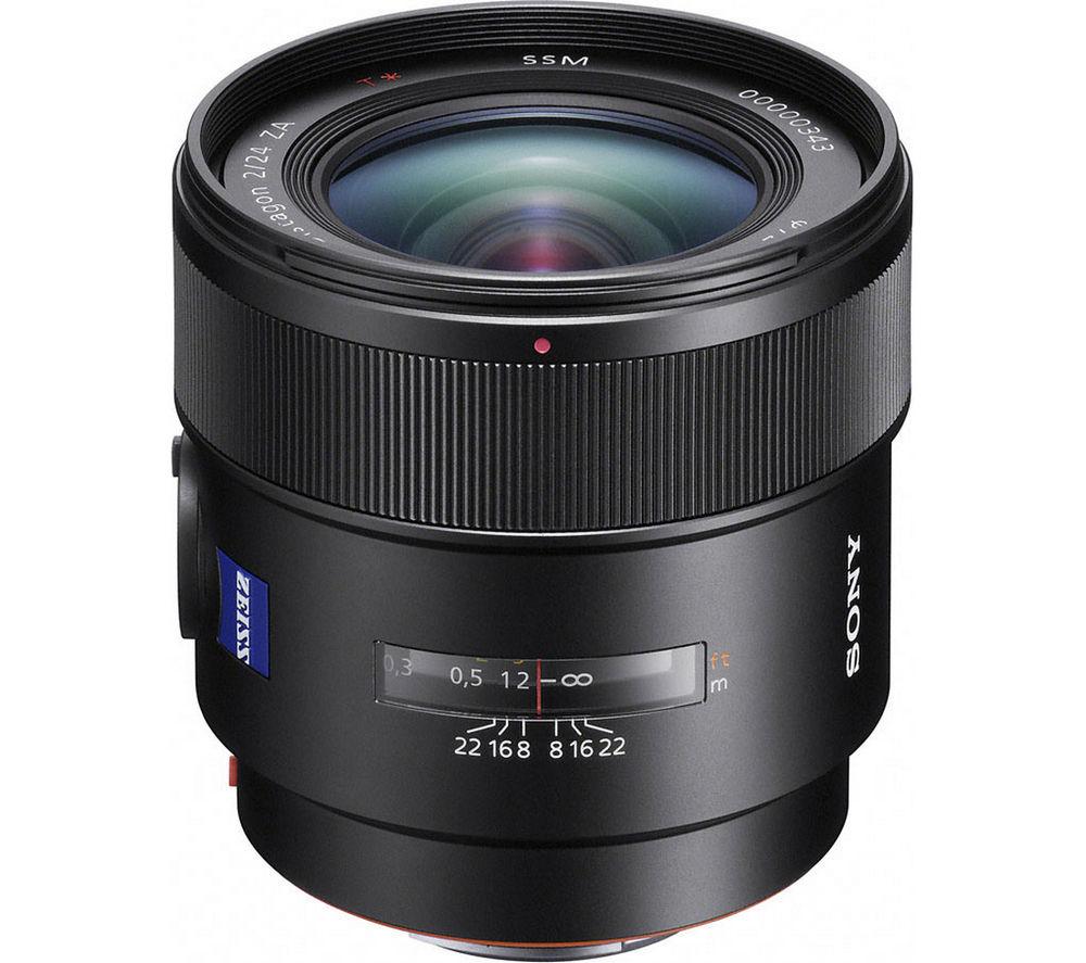 SONY SONY  Distagon T* 24 mm f/2.0 ZA SSM Standard Prime Lens