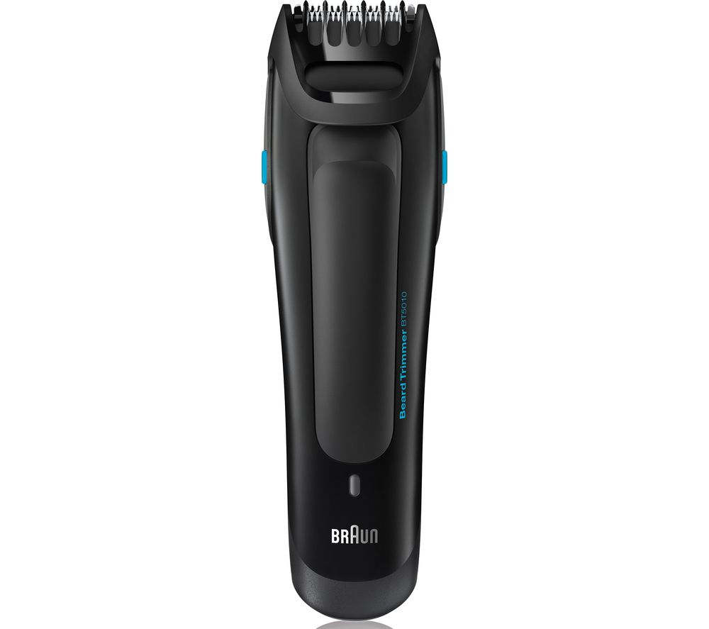 BRAUN BT5010 Beard Trimmer  Black Braun