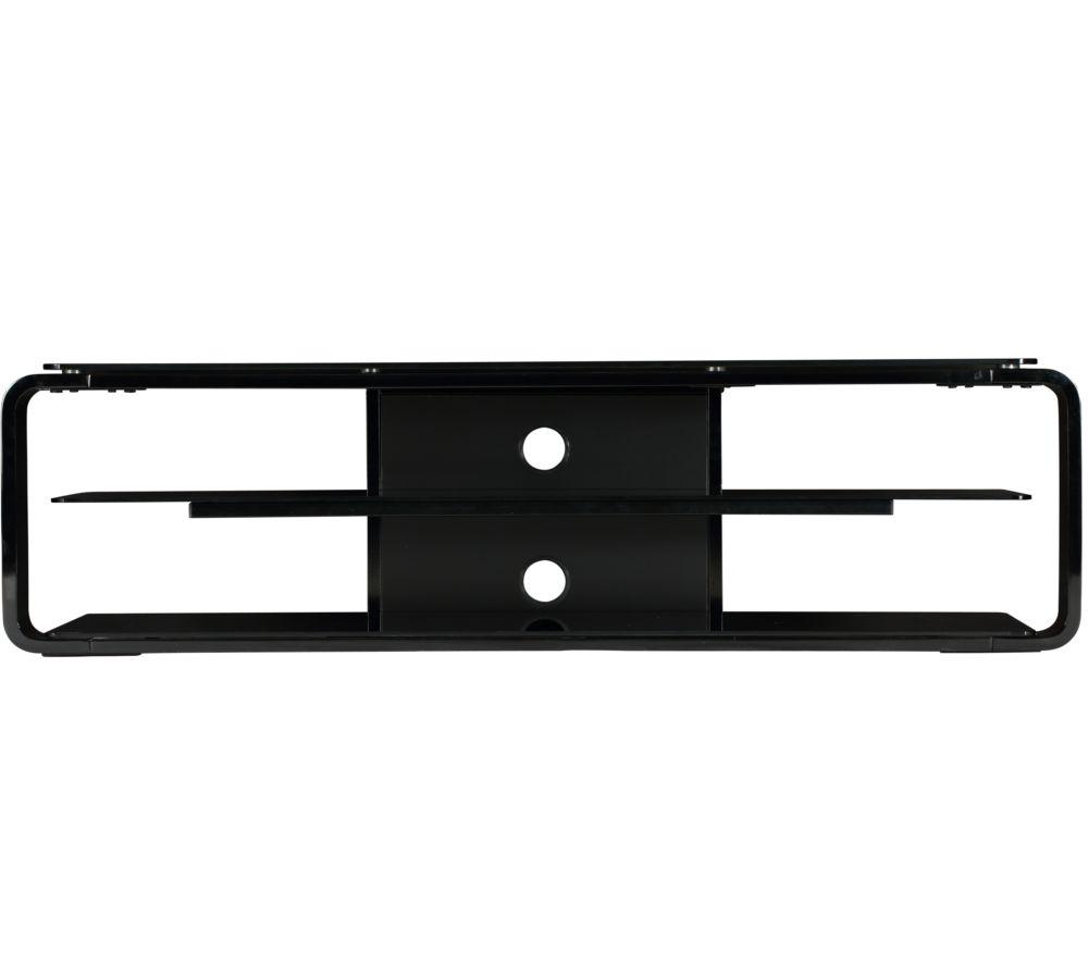 ALPHASON  Lithium 1400 TV Stand  Black Black