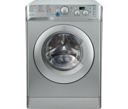 INDESIT Innex BWD 71453 S Washing Machine - Silver