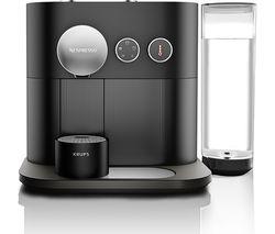 NESPRESSO by Krups Expert XN600840 Smart Coffee Machine - Black