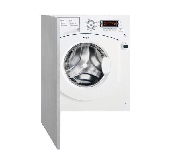 Hotpoint BHWMD742 Integrated Washing Machine
