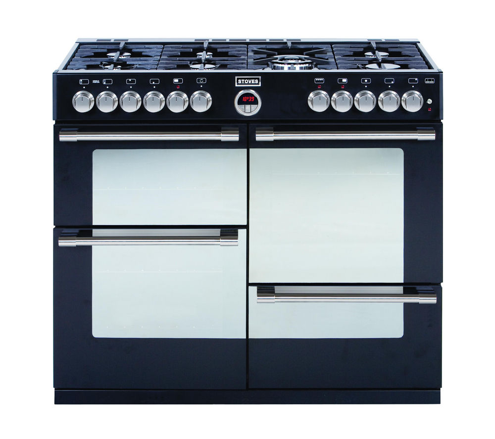 stoves sterling r1000dft dual fuel range cooker review. Black Bedroom Furniture Sets. Home Design Ideas