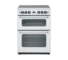 NEW WORLD 600TSIDOM Gas Cooker - White