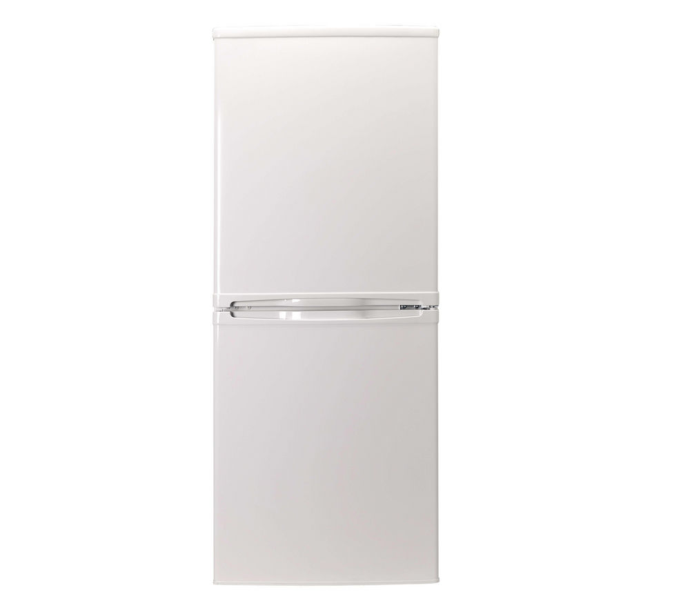 ESSENTIALS CE55CW13 Fridge Freezer - White
