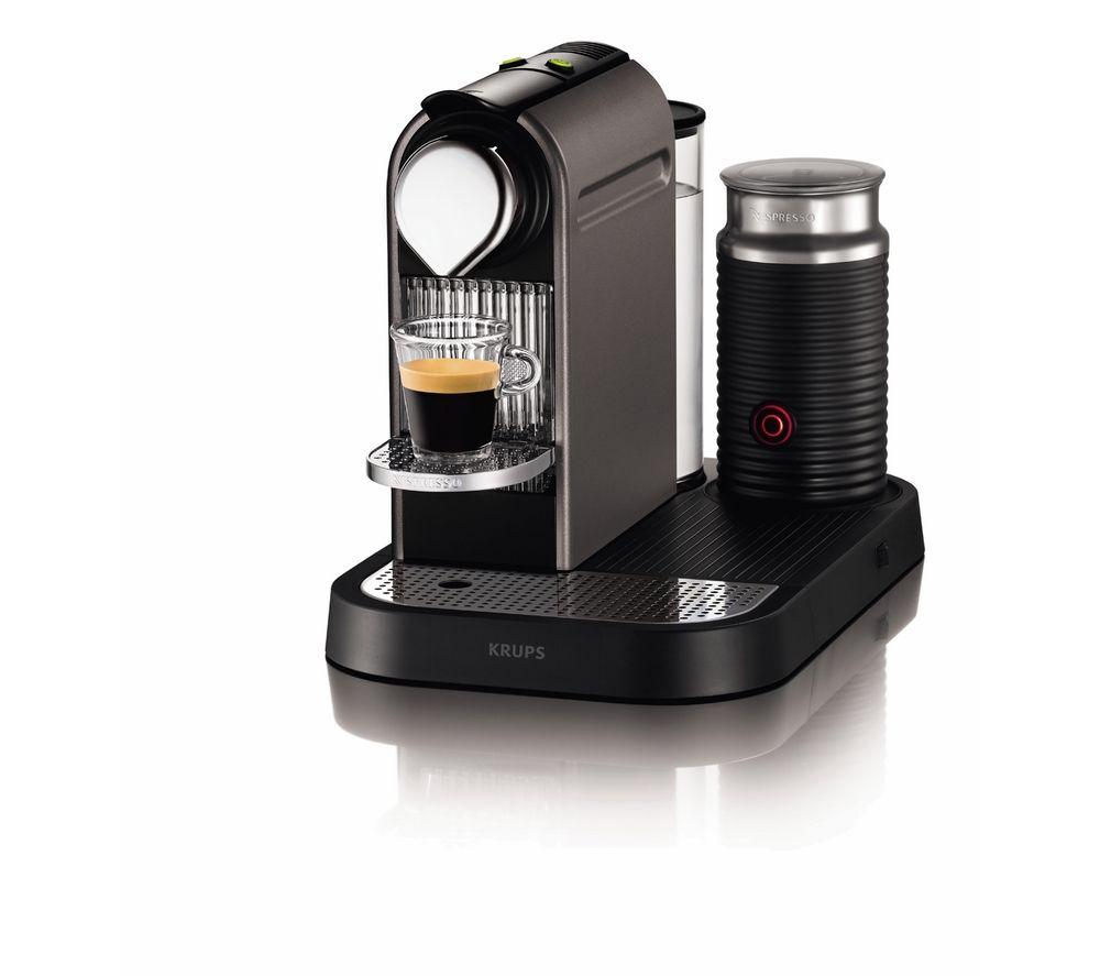 Nespresso XN710141 Nespresso CitiZ & Milk Coffee Machine