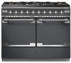 RANGEMASTER Elise SE 110 Dual Fuel Range Cooker - Slate