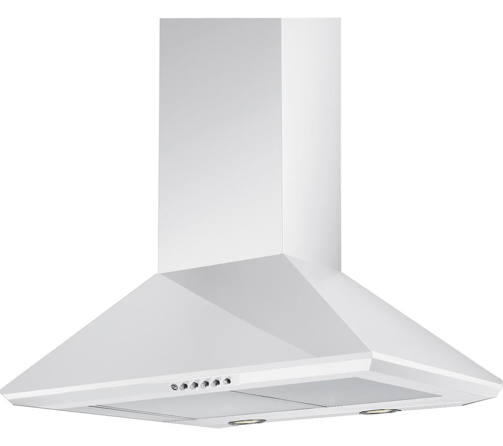 CANDY CCT685W Chimney Cooker Hood - White