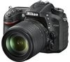 NIKON D7200 DSLR Camera with 18-105 mm f/3.5-5.6 VR Lens - Black