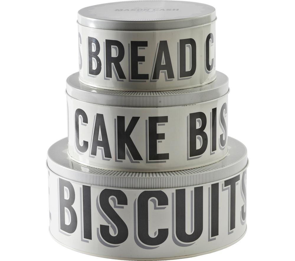 MASON CASH Baker Lane Cake Tins - Set of 3