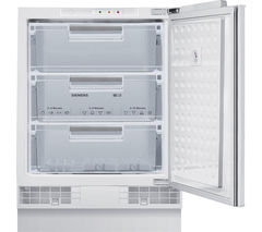 SIEMENS GU15DA50GB Integrated Undercounter Freezer