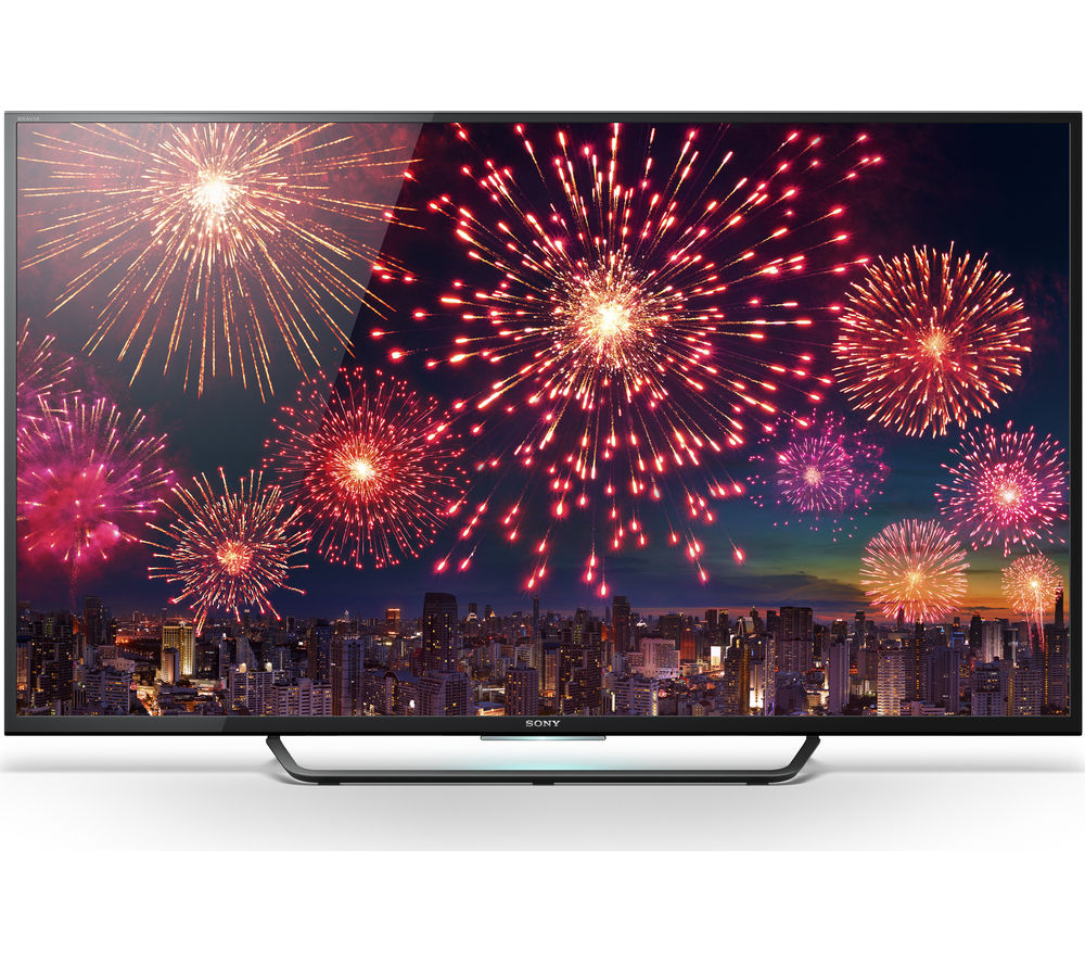 sony bravia kd55x8005cbu smart ultra hd 4k 55 led tv s2hdm315 hdmi cable with ethernet 2 m. Black Bedroom Furniture Sets. Home Design Ideas