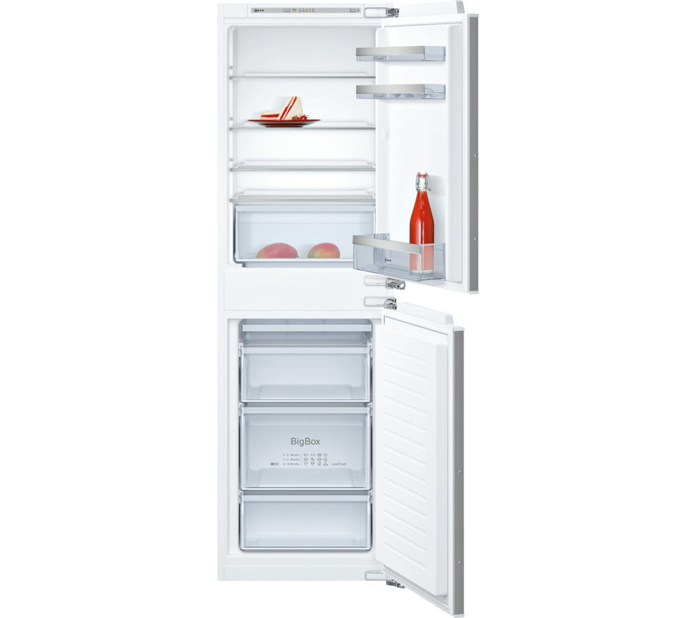 Neff k8345x0 integrated fridge freezer Kitchen appliance reviews uk