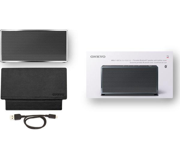 onkyo wireless speakers. okat3b/00 - onkyo t3 portable bluetooth wireless speaker black currys pc world business onkyo speakers n