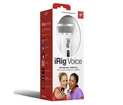 IRIG Vocal Microphone - White