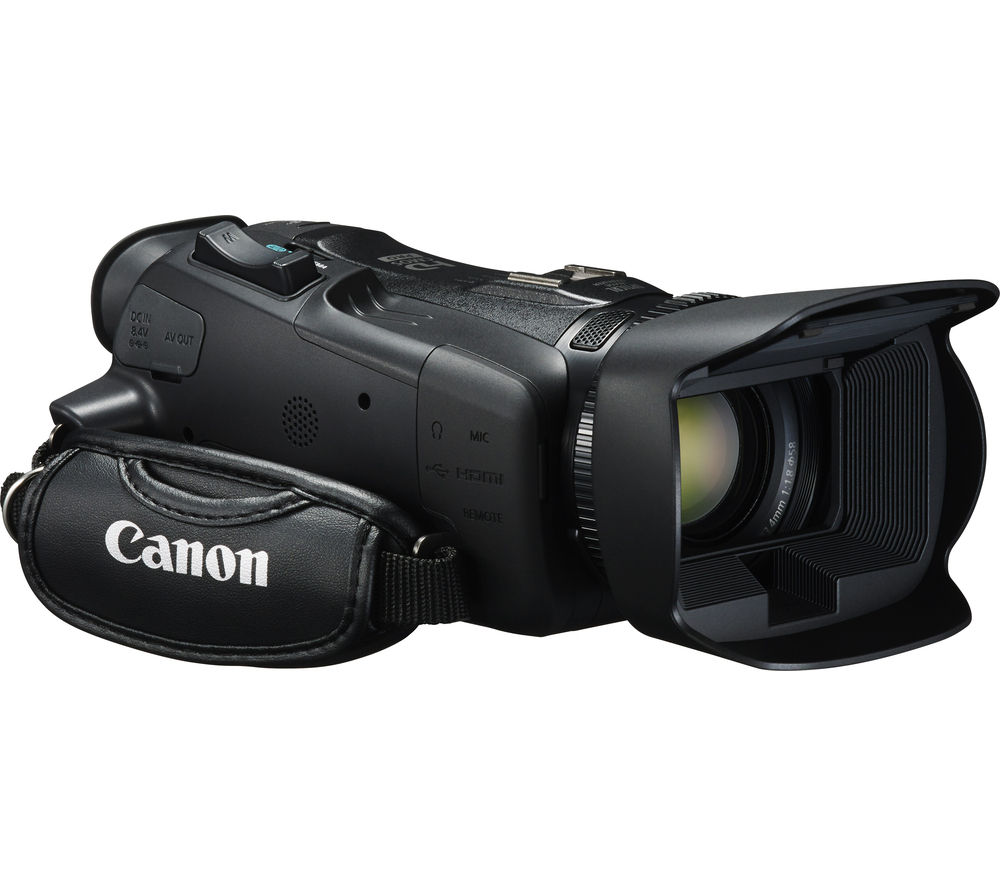 CANON LEGRIA HF G40 High Performance Full HD Camcorder - Black + Adventura SH110 ll Camcorder Case - Black + Ultra Performance Class 10 microSD Memory Card - 32 GB