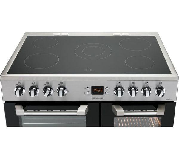 Buy Leisure Cuisinemaster Cs90c530x Electric Ceramic Range