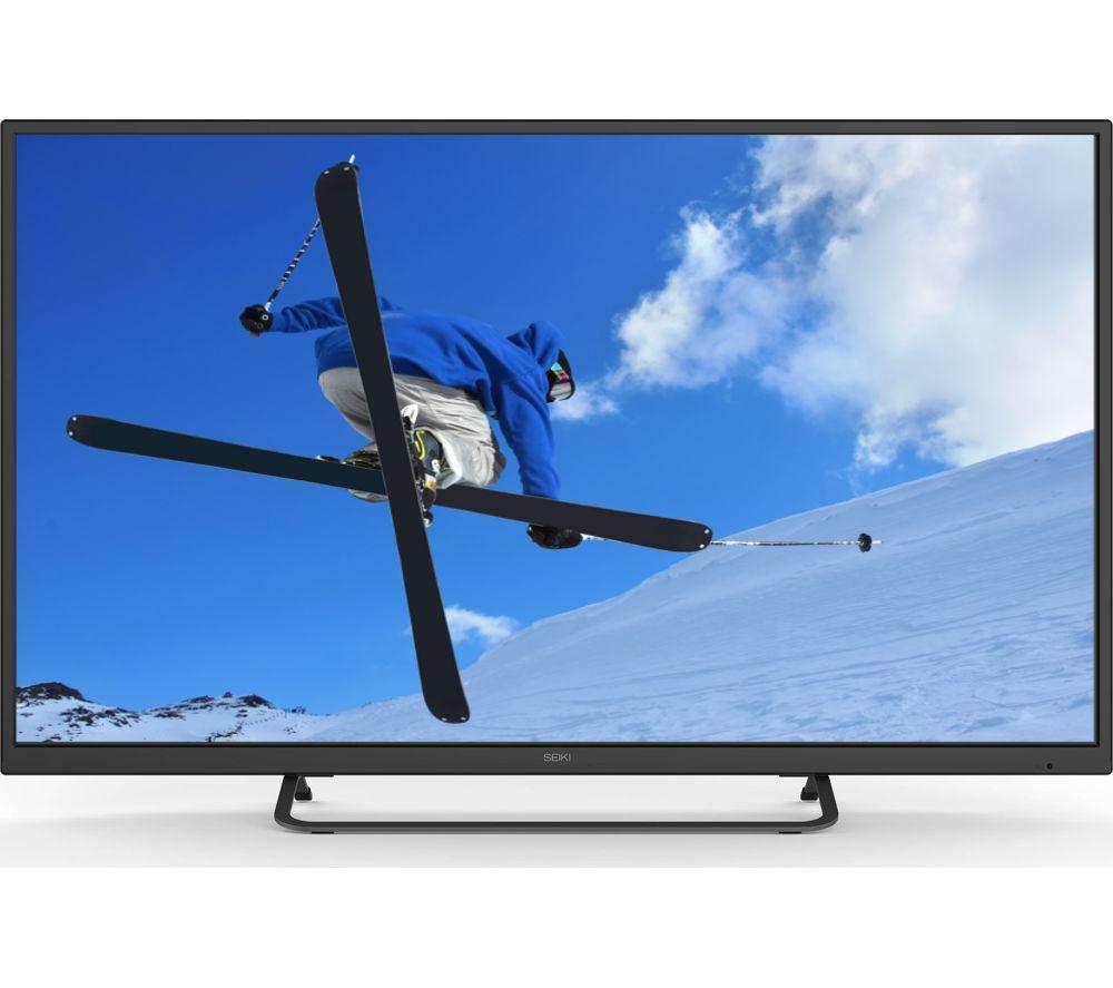 55 SEIKI  SE55FD06UK Smart  LED TV