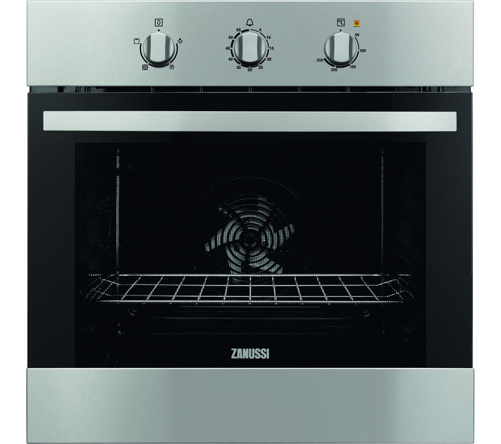 ZANUSSI  ZOB31301XK Electric Oven  Stainless Steel Stainless Steel