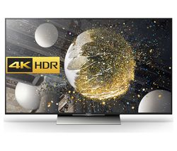 "SONY BRAVIA KD43XD8088BU Smart 4K Ultra HD HDR 43"" LED TV"