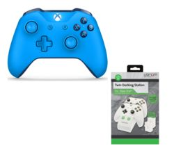 MICROSOFT Xbox One Wireless Gamepad - Blue