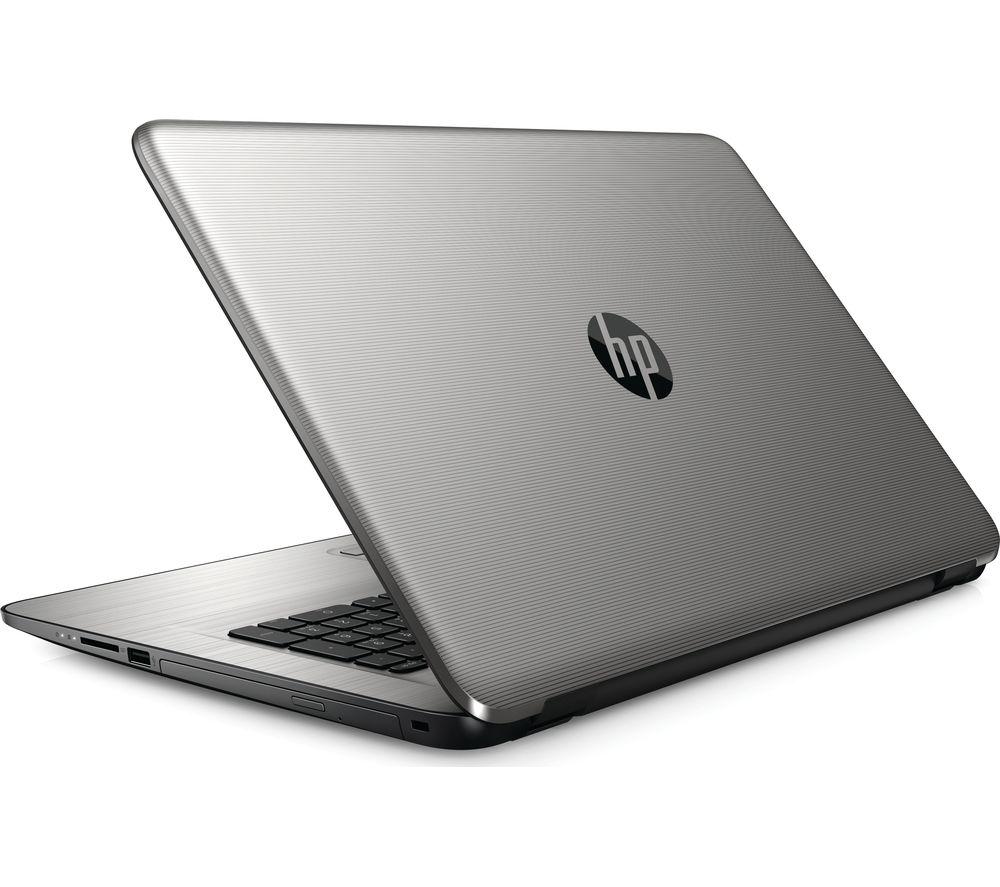 HP 17x150na 17.3 Laptop  Silver Silver