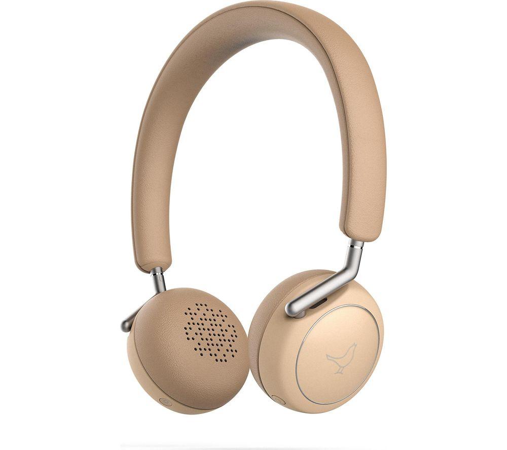 LIBRATONE Q Adapt Wireless Noise-Cancelling Headphones - Elegant Nude