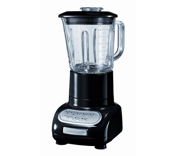 Buy kitchenaid artisan blender onyx black free for Types of kitchen appliances