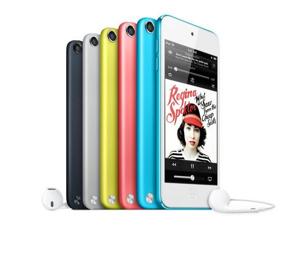 APPLE iPod touch - 16 GB, 5th Generation, Pink