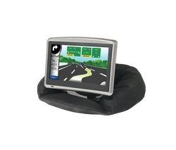 BRACKETRON Universal Nav-Mat Portable GPS Sat Nav Dash Mount