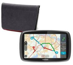 """TOMTOM GO 40 4.3"""" GPS Sat Nav - with UK, ROI & Full Europe Maps"""