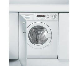 CANDY CWB714DN1 Integrated Washing Machine - White