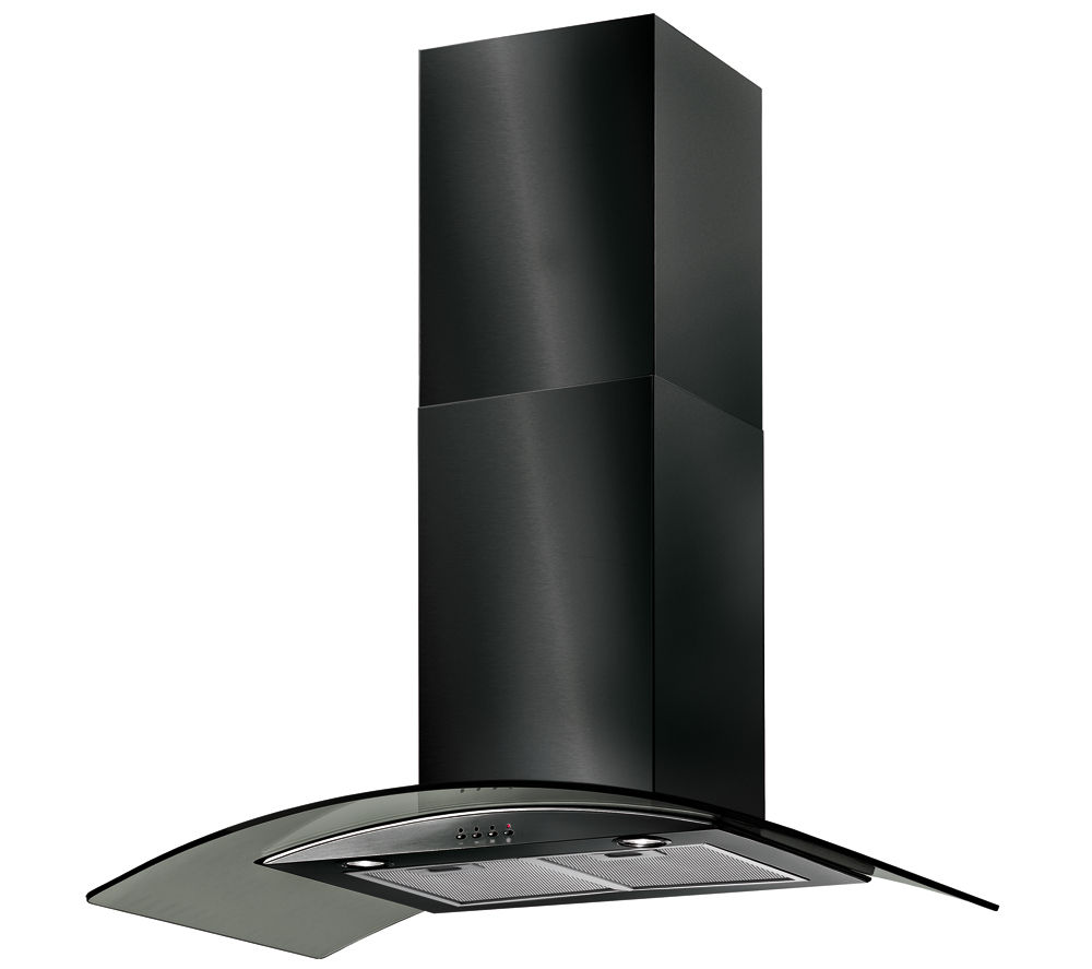 Chimney Hood Product ~ Buy baumatic bt bgl chimney cooker hood black glass