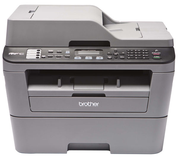 brother mfc l2700dw mono laserger t drucker fax scanner. Black Bedroom Furniture Sets. Home Design Ideas
