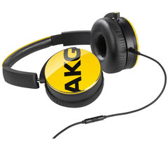 AKG Y50 Headphones - Yellow