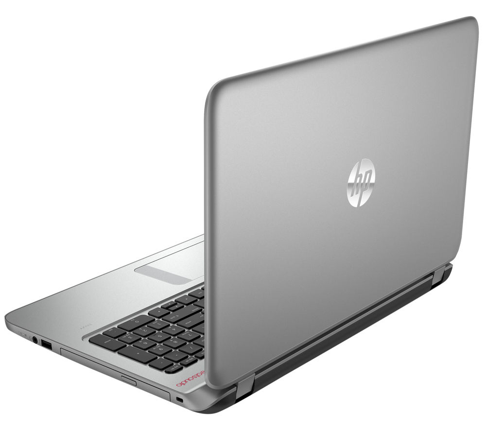buy hp envy 15 k250na 15 6 laptop silver free delivery currys. Black Bedroom Furniture Sets. Home Design Ideas