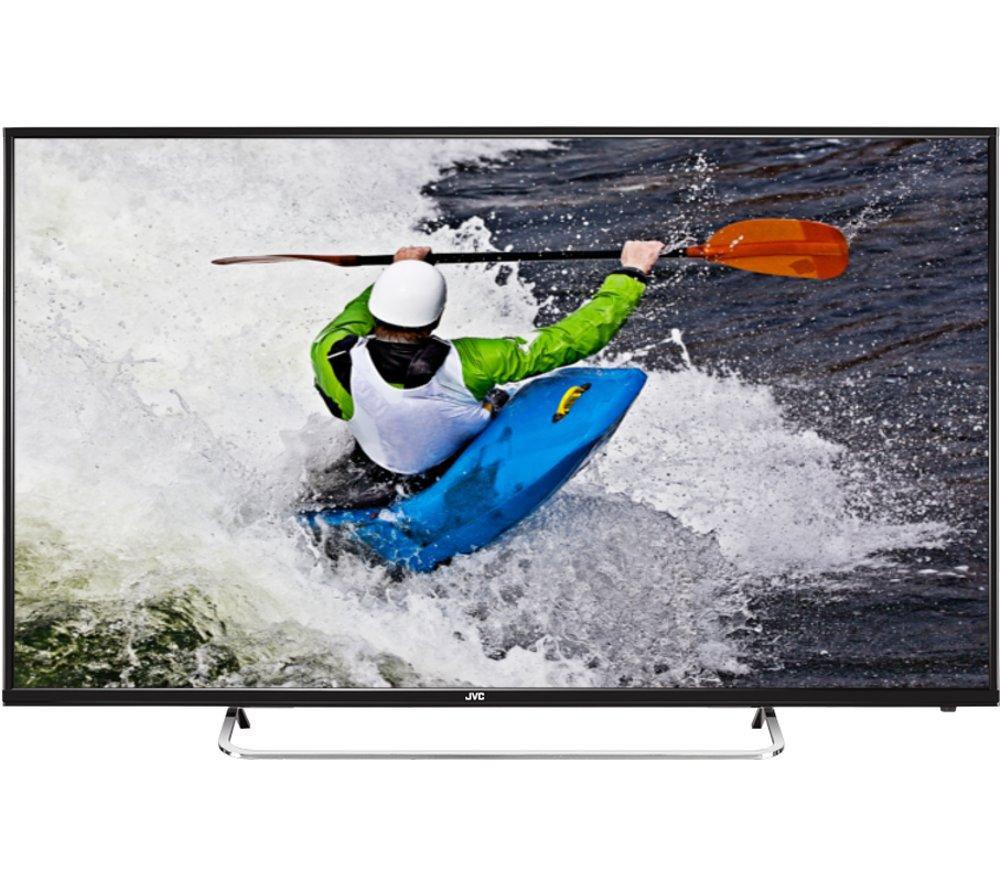 """JVC LT-40C550 40"""" LED HD TV"""