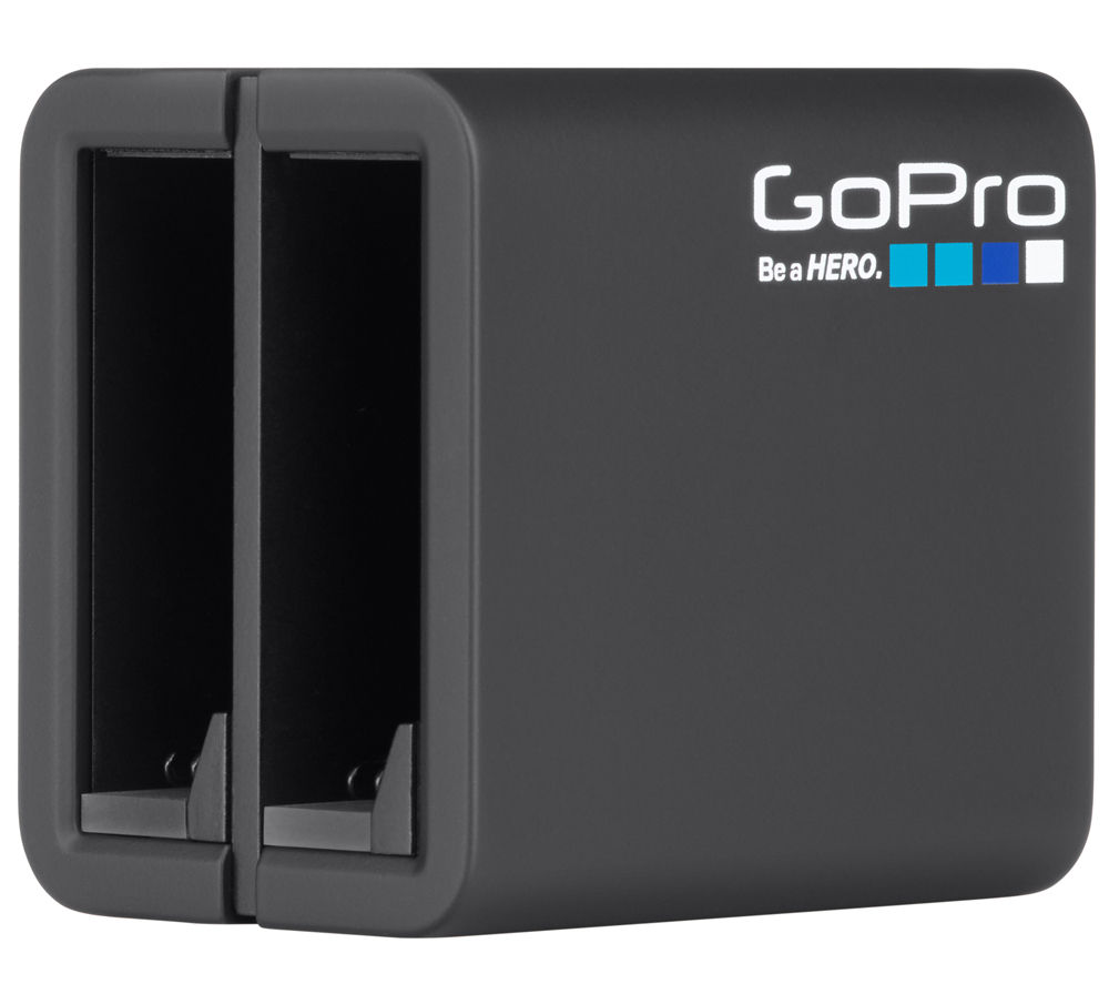 GOPRO GP3072 USB HERO4 Dual Battery Charger with Battery