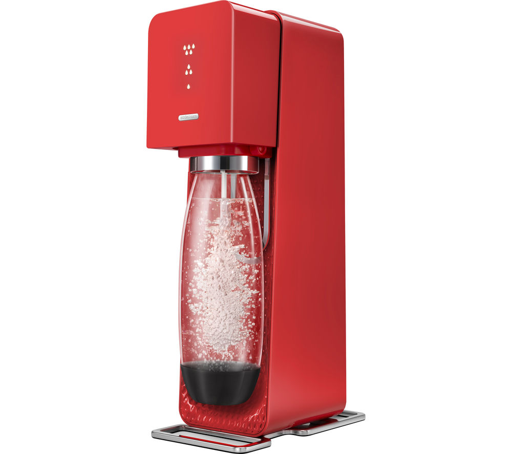 SODASTREAM Source Drinks Maker Kit - Red