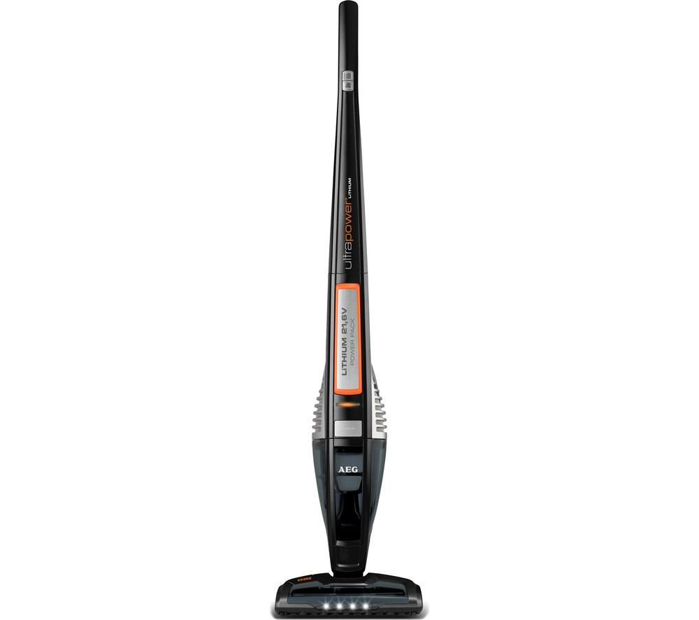 AEG  UltraPower AG5020 BRC Cordless Vacuum Cleaner – Ebony Black, Black