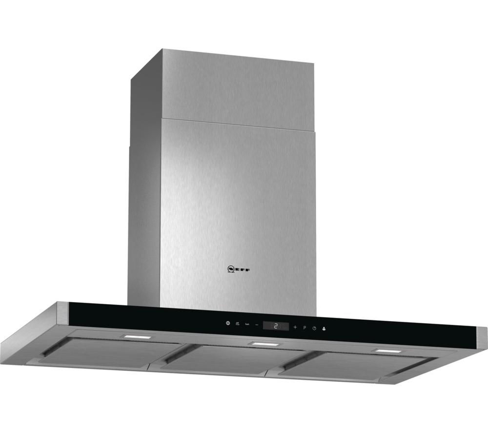 Chimney Hood Product ~ Buy neff d mt n b chimney cooker hood stainless steel