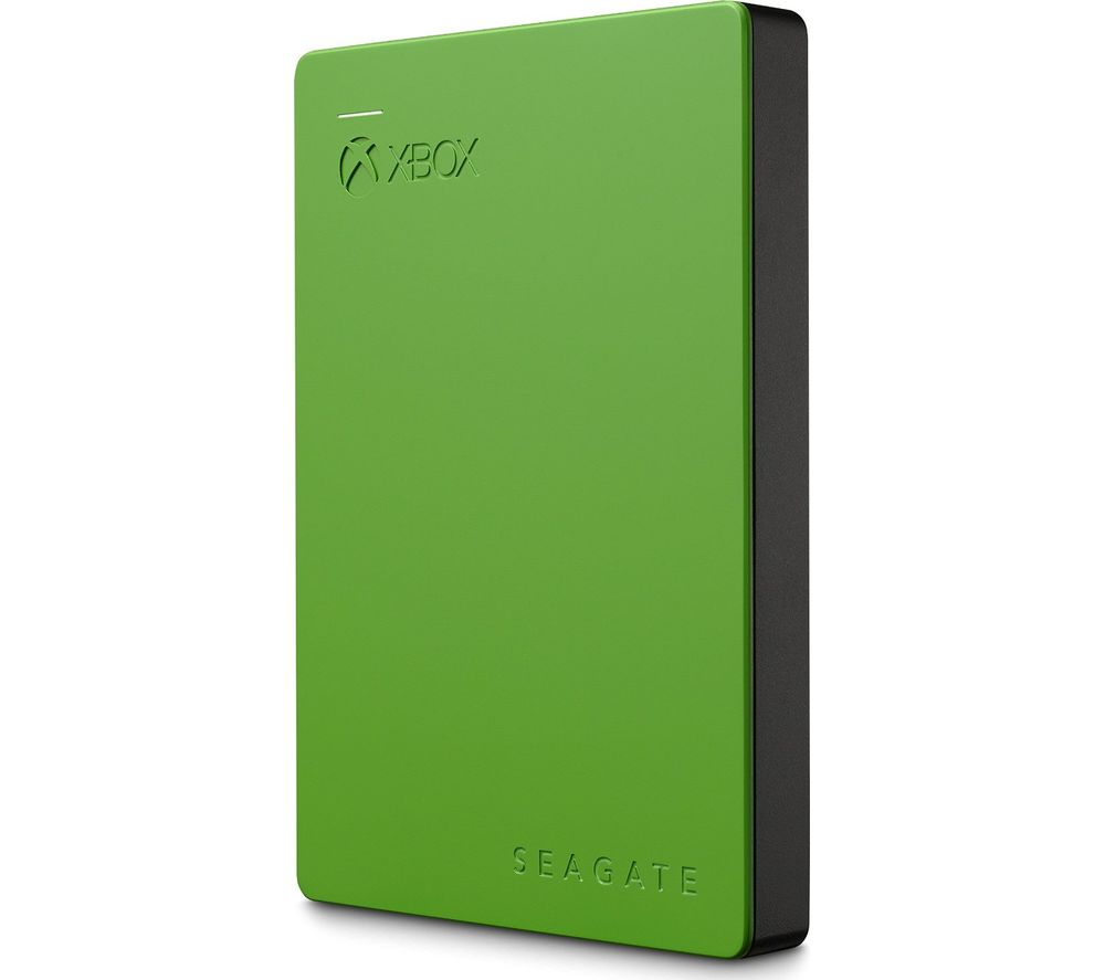 SEAGATE Game Drive for Xbox - 2 TB, Green